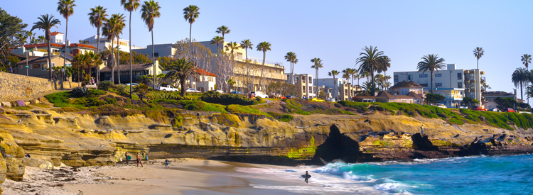 west coast usa cruises la jolla