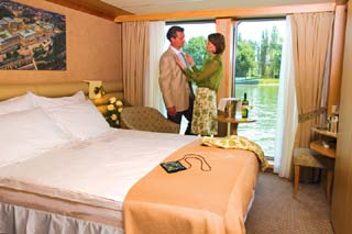 Oceanview cabin on River Duchess