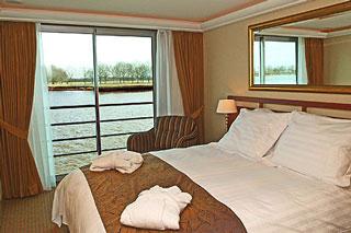 Oceanview cabin on AmaDagio