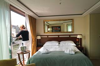Oceanview cabin on AmaDante