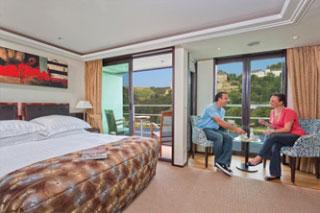 Balcony cabin on AmaSonata