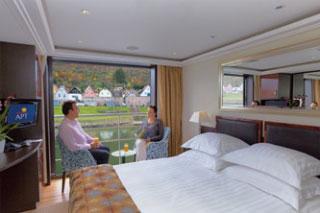 Oceanview cabin on AmaSonata