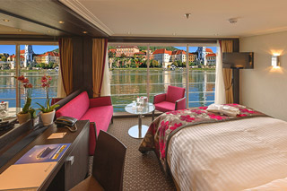 Suite cabin on Avalon Tranquility II