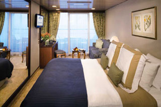 Balcony cabin on Azamara Journey