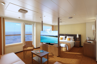 Grand Suite on Carnival Horizon