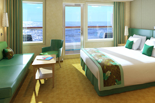 Cloud 9 Spa Suite on Carnival Horizon