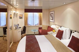Oceanview Stateroom on Celebrity Constellation