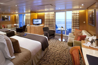 Sky Suite on Celebrity Constellation