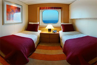 Oceanview Stateroom on Celebrity Century