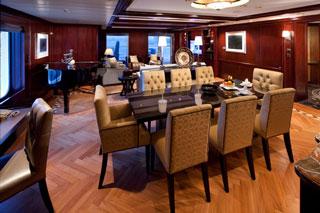 Suite cabin on Celebrity Millennium