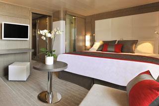 Suite cabin on L'Austral