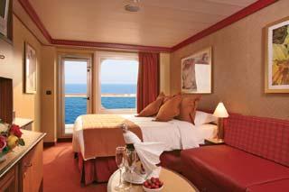 Balcony Stateroom on Costa Concordia (RETIRED) 548