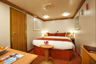 Classic Interior Stateroom on Costa Deliziosa