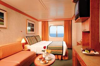 Premium Oceanview Stateroom on Costa Atlantica