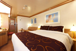 Classic Interior Stateroom on Costa Fascinosa