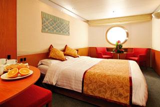 Premium Oceanview Stateroom on Costa Classica