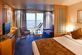 Suite on Costa Voyager
