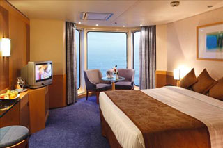 Mini Suite on Costa Voyager