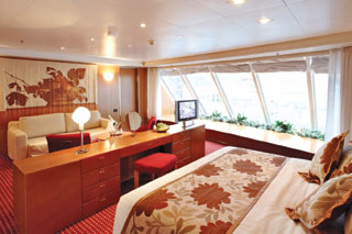 Suite cabin on Costa neoRomantica