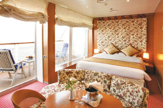 Suite on Costa Victoria