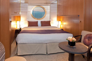 Oceanview cabin on Costa neoClassica