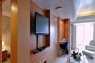 Suite cabin on Costa neoClassica