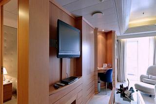 Suite cabin on Costa neoClassica