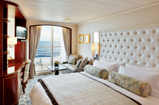 Image result for crystal serenity deluxe stateroom verandah