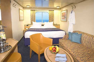 Oceanview cabin on Westerdam