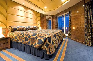 Royal Suite on MSC Preziosa