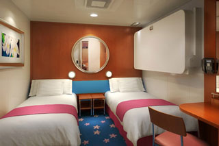 Inside Stateroom on Pride of America