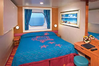 Oceanview Picture Window on Norwegian Jewel