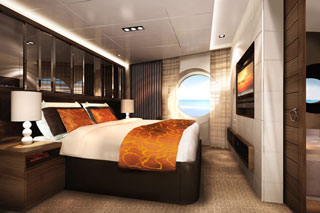 The Haven Aft-Facing Penthouse with Balcony on Norwegian Breakaway
