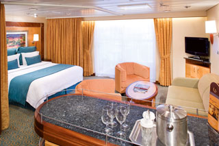 Grand Suite with Balcony on Monarch of the Seas