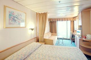 Balcony cabin on Splendour of the Seas