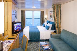Balcony cabin on Navigator of the Seas