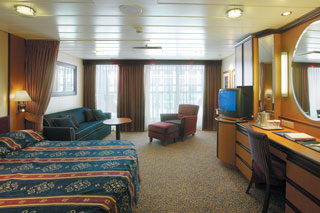 Cabins on Serenade of the Seas