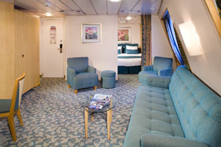 Oceanview cabin on Mariner of the Seas