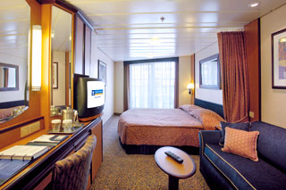 Balcony cabin on Jewel of the Seas