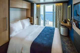 Balcony cabin on Anthem of the Seas
