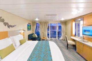 Balcony cabin on Harmony of the Seas