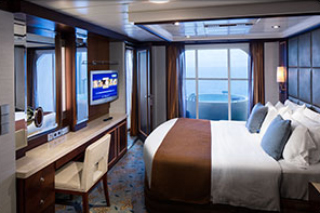 Royal Family Suite with Balcony on Harmony of the Seas