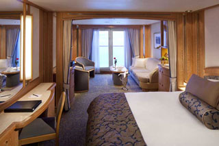 Seabourn Legend Cabins And Staterooms