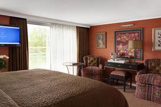 Suite cabin on River Princess