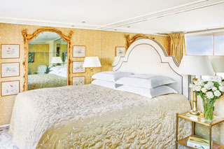 Suite cabin on River Duchess