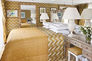 Suite cabin on River Ambassador