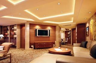 Suite cabin on Century Legend