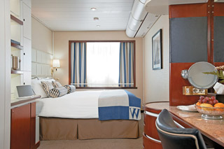 Oceanview Stateroom on Wind Surf