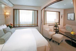 Suite cabin on Wind Surf