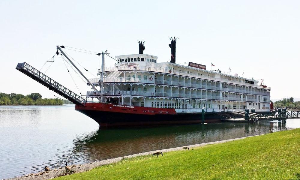 American Queen Steamboat Photo